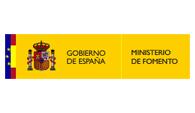 Logotipo Ministerio de Fomento