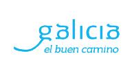 Logotipo Turismo de Galicia - Galicia un buen camino