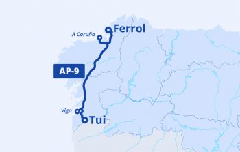 Mapa AP-9